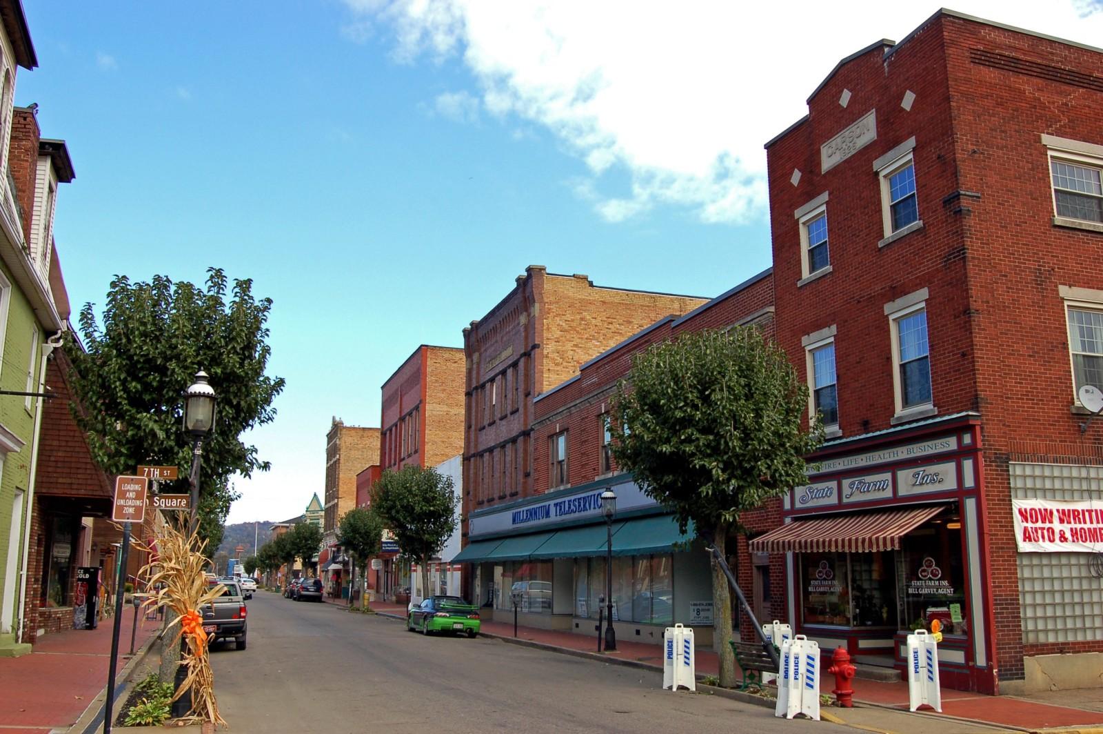 wellsburg-downtown